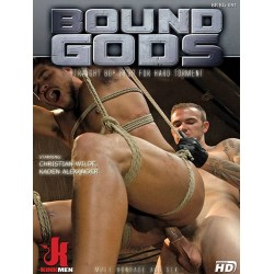Straight Boy Begs for Hard Torment DVD (16969D)