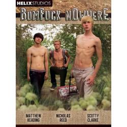 Bumfuck Nowhere DVD (10689D)