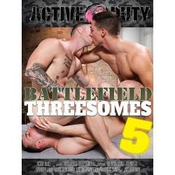 Battlefield Threesomes #5 DVD (16954D)