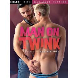 Man on Twink DVD (Helix) (11915D)