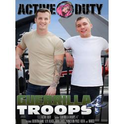 Guerilla Troops #4 DVD (16955D)
