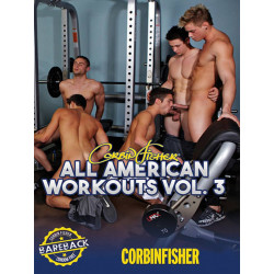 All American Workouts #3 DVD (16988D)