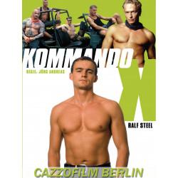 Kommando X DVD (01927D)