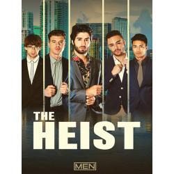 The Heist DVD (16956D)