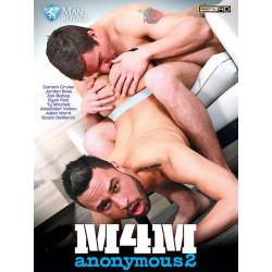 M4M Anonymous #2 DVD (17024D)