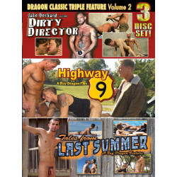 Dragon Media Classic Triple Feature #2 3-DVD-Set (17028D)