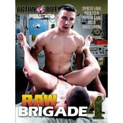 Raw Brigade #4 DVD (17000D)