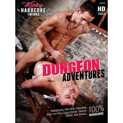 Dungeon Adventures DVD (16997D)