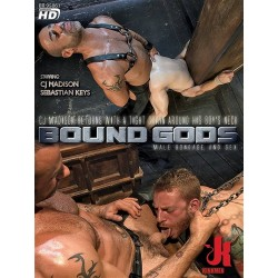 CJ Madison Returns with a Tight Chain Around his Boy`s Neck DVD (17061D)