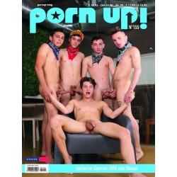 PornUp 155 Magazine + Staxus DVD (M0255)