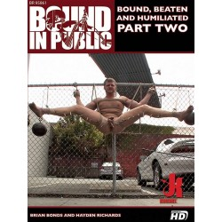 Bound, Beaten and Humiliated #2 DVD (17056D)