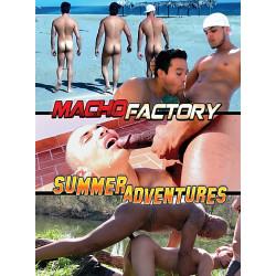 Summer Adventures DVD (16958D)