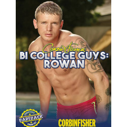 Bi College Guys: Rowan DVD (16987D)
