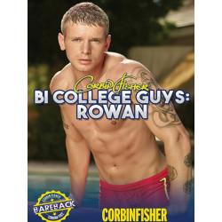 Bi College Guys: Rowan DVD (16987D)