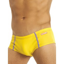 GBGB Cancun Swimwear Trunks Yellow (T3267)
