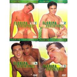 Floripa Adventures 1-4 4-DVD-Pack (17037D)