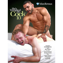 He`s Tempted By Cock #10 DVD (17104D)