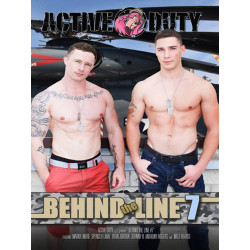 Behind the Line #7 DVD (17077D)