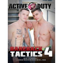 Bareback Tactics #4 DVD (17114D)