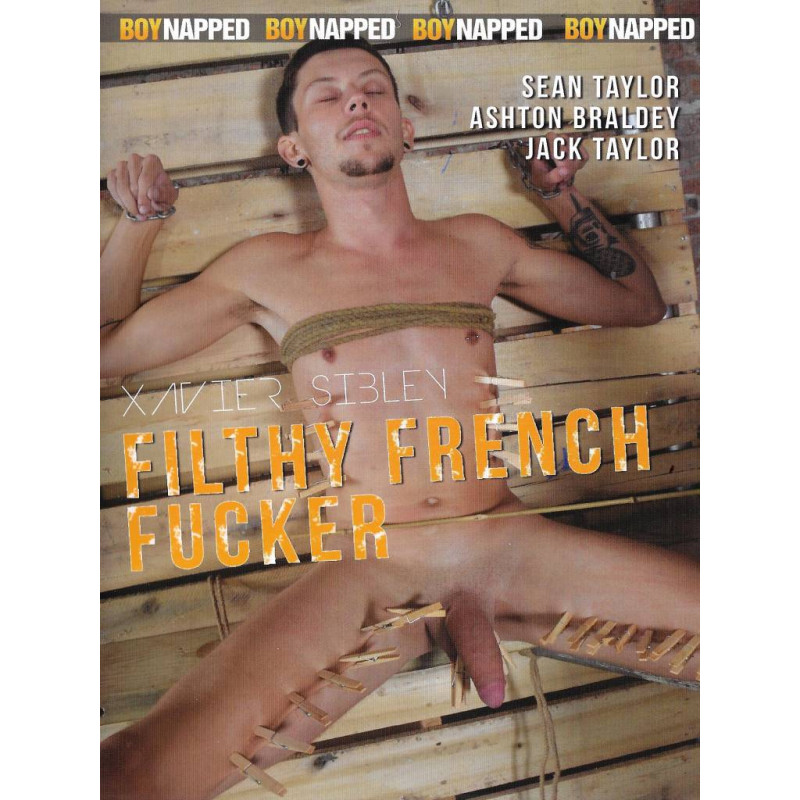 Filthy French Fucker DVD (17142D)