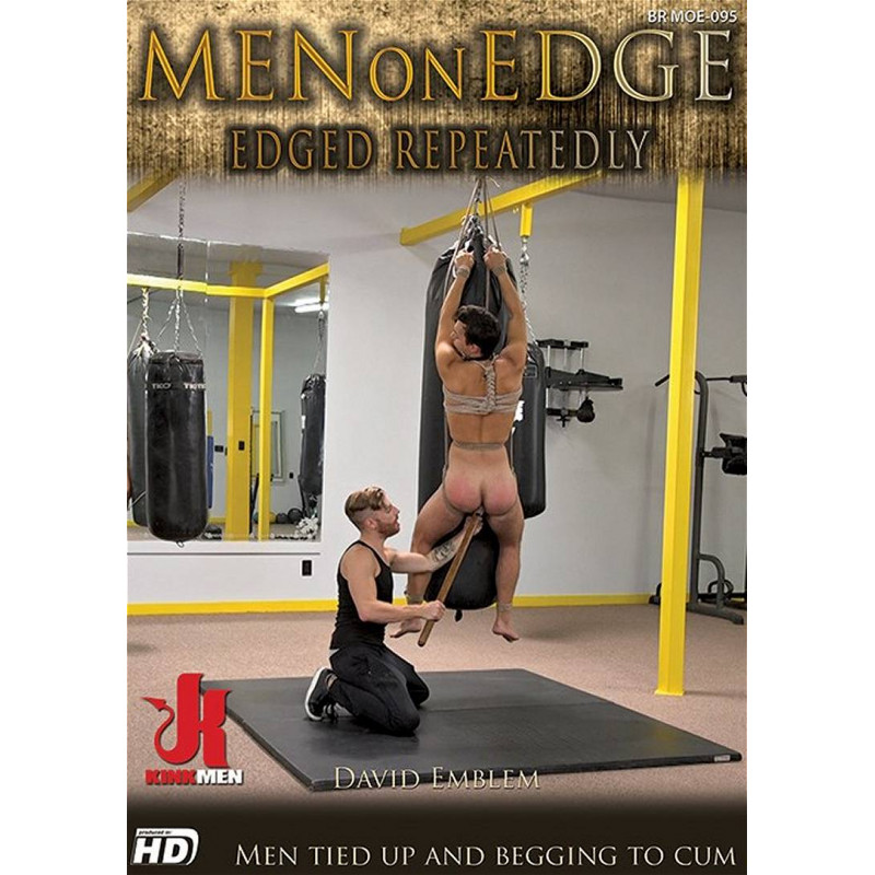 Edged Repeatedly DVD (17148D)