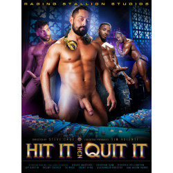 Hit It Then Quit It DVD (Raging Stallion) (17127D)