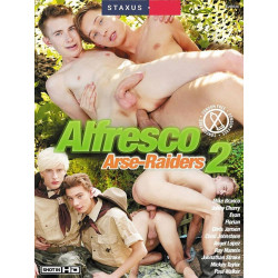 Alfresco Arse-Raiders #2 DVD (17136D)