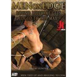Bound Beefcake Gets Edged to The Max! DVD (17147D)