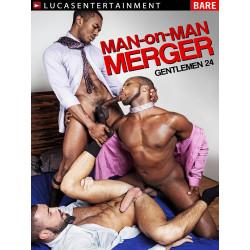 Gentlemen #24: Man-On-Man Merger DVD (17208D)
