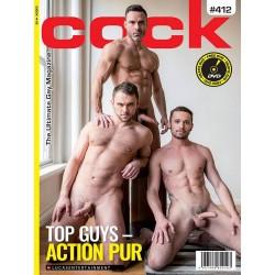 Cock 412 Magazine + DVD (M1712)