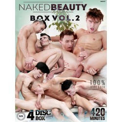 Naked Beauty Box Vol. 2 4-DVD-Set (17162D)