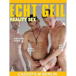 Echt Geil / Reality Sex DVD (02634D)