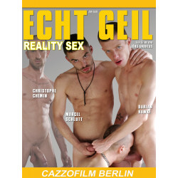 Echt Geil / Reality Sex DVD (02634D)
