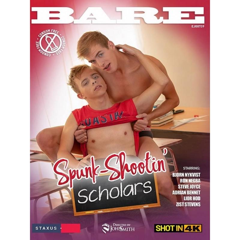 Spunk-Shootin` Scholars DVD (17274D)