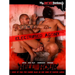 Hell Hour: Electrified Agony DVD (17303D)