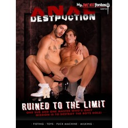 Anal Destruction: Ruined to the Limit DVD