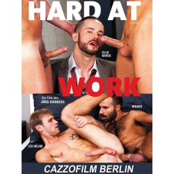 Hard At Work (Cazzo) DVD (07308D)