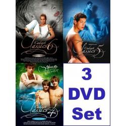 Cadinot Classics 4-6 3-DVD-Set (17381D)