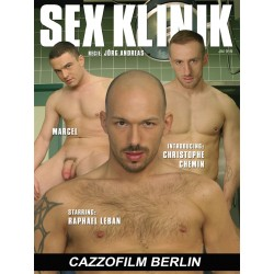 Sex Klinik DVD (02001D)