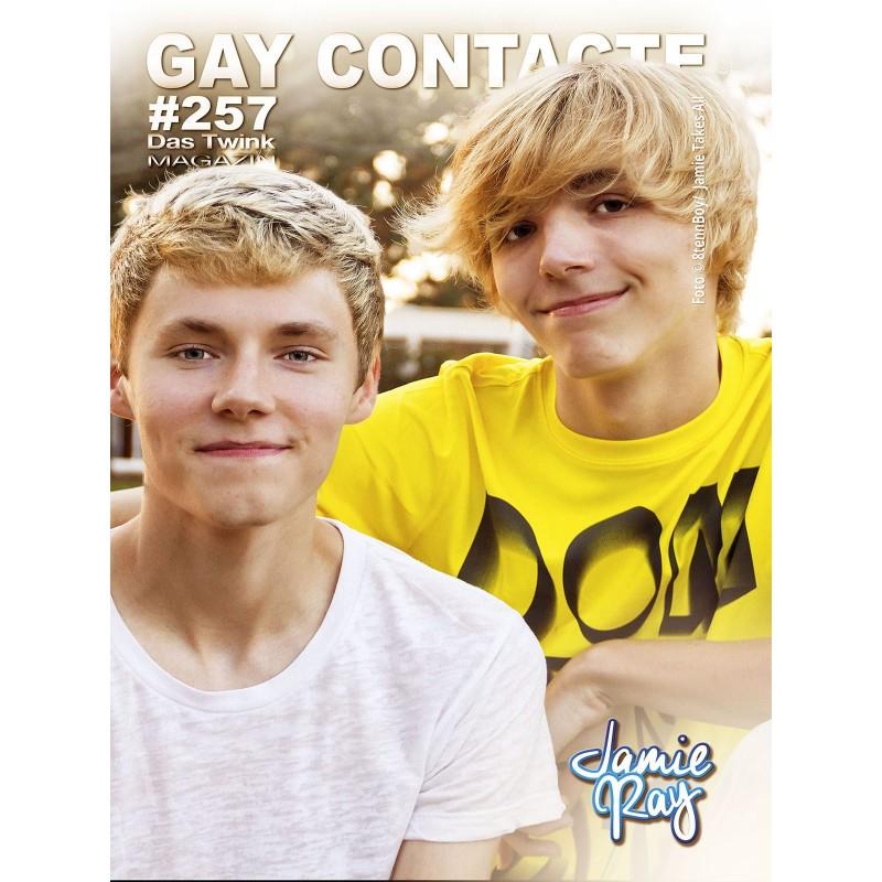 Gay Contacte 257 Magazine (M3257)