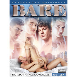 Bare (Naked Sword) DVD (17329D)