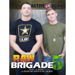 Raw Brigade #5 DVD (17282D)