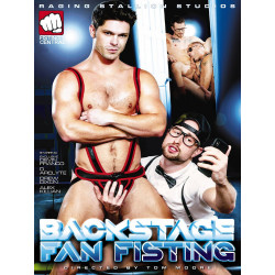 Backstage Fan Fisting DVD (17330D)