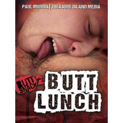 Butt Snack #2 - Butt Lunch DVD (17575D)
