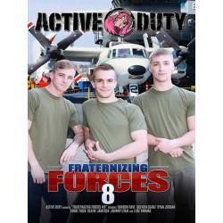 Fraternizing Forces #8 DVD (17160D)