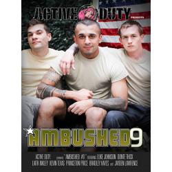 Ambushed #9 DVD (17320D)