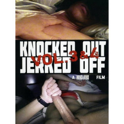 Knocked Out + Jerked Off 3+4 DVD (17593D)