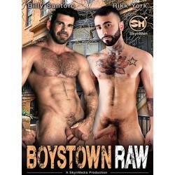 Boystown Raw DVD (17340D)
