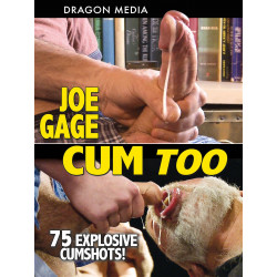 Joe Gage - Cum Too DVD (17563D)