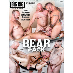 Bear Pack DVD (17407D)
